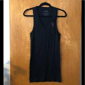 Marc by Marc Jacobs ribbed tank top L